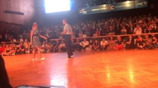 World Championship Boogie Woogie 2015   Final Fast