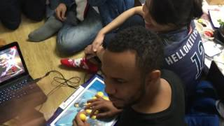 Mike Ross (Laura) vs BigDanMul (Mika) Respect Match