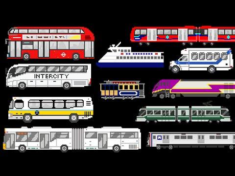 Xxx Mp4 Public Transportation Vehicles Trains Buses Boat The Kids Picture Show Fun Educational 3gp Sex