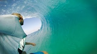 GoPro Surf: Riding a Crowded Wave at Snapper Rocks
