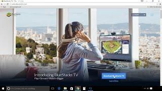 How to Install BlueStacks 2 on Windows 10, 8.1, 8, 7 (2016)