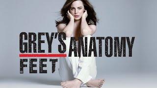 Top 20 Sexiest Grey's Anatomy Feet