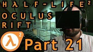 Oculus Rift DK1 - Half-Life 2 - Part 21 (1080p)