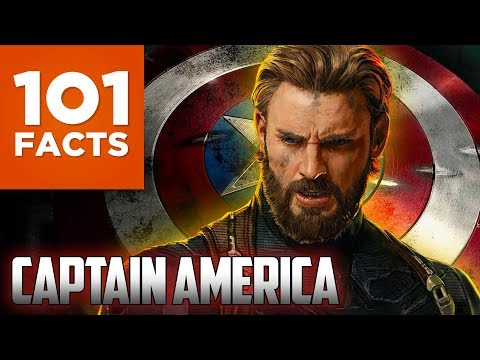 watch 101 Facts About Captain America