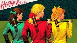 Meant to Be Yours - Heathers: The Musical +LYRICS