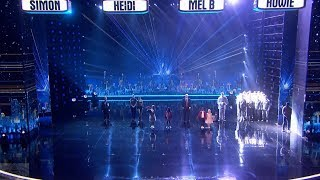 America's Got Talent 2017 Winners Part 1 Live Shows Results S12E14