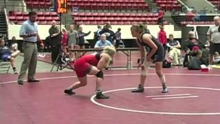 WM 55 KG - 7th - Lauren Richardson (Menlo) vs. Hanna Grisewood (King)