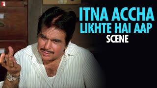 Itna Accha Likhte Hai Aap - Scene - Mashaal