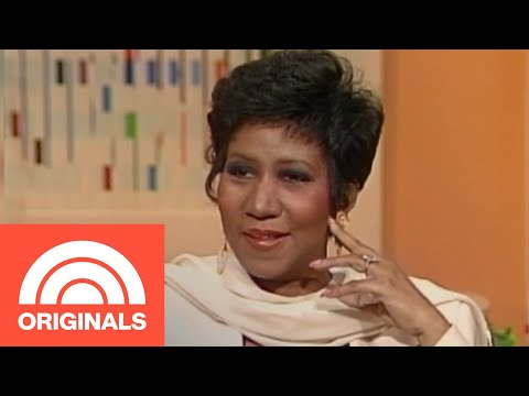 See Aretha Franklin On TODAY In 1990 | TODAY