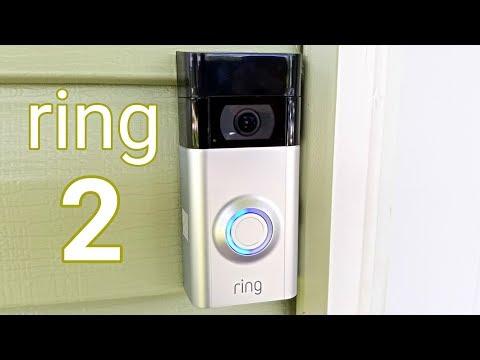 Xxx Mp4 Ring 2 Video Doorbell Unboxing Amp Installation Amazing Home Gadget 3gp Sex