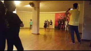 Arayna dance let's nacho