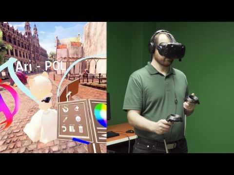 Ep 011 - A VR World with Rainy, Jessica, & Ariana