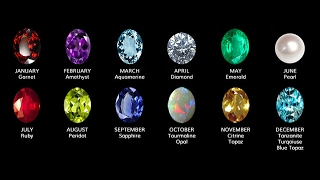 What Your Birthstone Means, According to Science