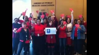 APHA raises awareness of women's heart health