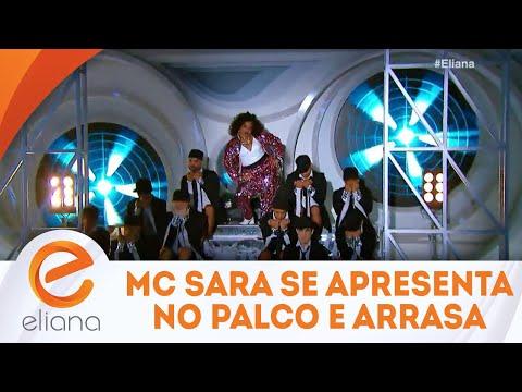 Xxx Mp4 MC Sara Se Apresenta No Palco E Arrasa Programa Eliana 18 11 18 3gp Sex