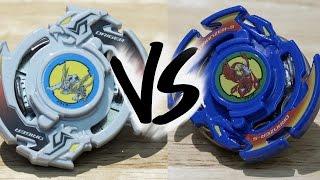 BATTLE: Driger S .H.F VS Dranzer S .S.T - Beyblade Burst!