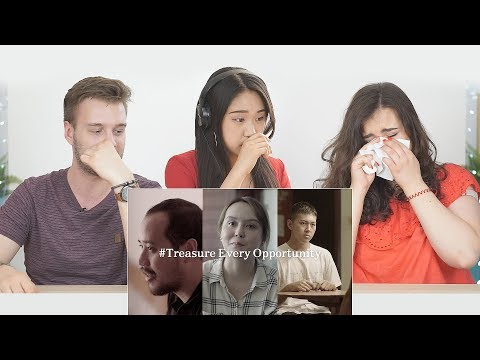 Xxx Mp4 Foreigners React To Sad Thai Commercial EP 2 Treasure Every Opportunity Thai Life Insurance 3gp Sex