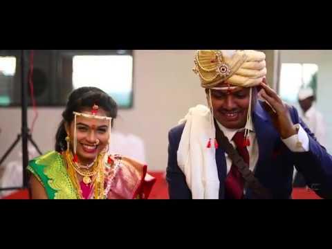 Xxx Mp4 Ranga Maliyela Nitin Diksha Marathi Cinematic Wedding 2019 3gp Sex