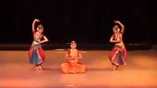 Hindu Dances-Bharatanatyam-Group Dance