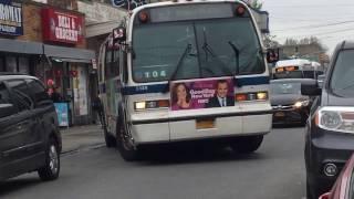 [MTA]: Kings Plaza Bound 1999 Novabus RTS [#5149] B2 Bus @ East 16th Street