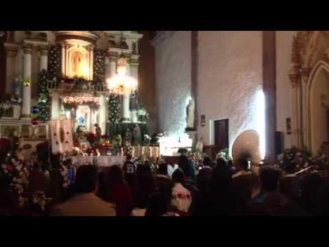 Peregrinacion Los Ausentes Zinaparo Michoacan 2012