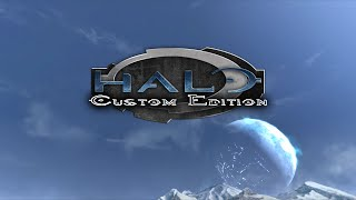 This is Halo: Custom Edition