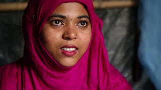Girls and women joining forces in Cox's Bazar