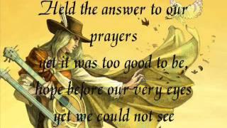 Blackmore's Night - Play Minstrel Play Lyrics