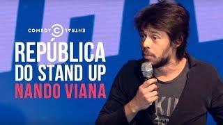 República do Stand Up - Nando Viana