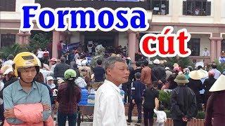 UB Quảng Trạch, Quảng Bình thất thủ khi hàng ngàn giáo dân biểu tình đòi bồi thường thảm họa Formosa