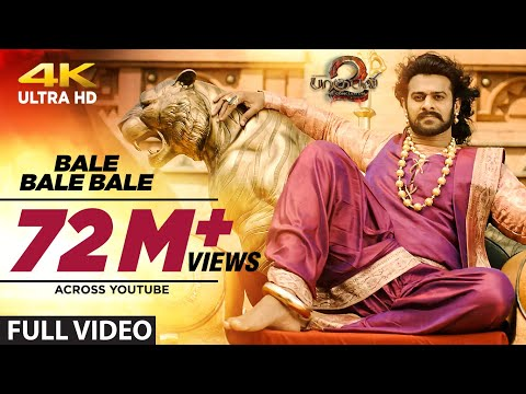 Xxx Mp4 Bale Bale Bale Full Video Song Baahubali 2 Tamil Prabhas Anushka Shetty Rana Tamannaah Bahubali 3gp Sex