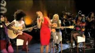 Beyonce - Irreplaceable Live (AOL Sessions) HDTV