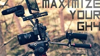 Rigging the Panasonic GH4