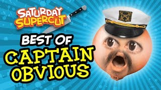 Annoying Orange - Captain Obvious Supercut