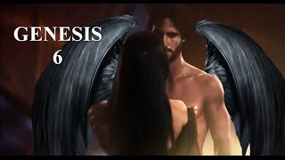 VIDEO BIBLE - GENESIS 6 ~ Nephilim ~ LITERAL TRANSLATION INTERLINEAR ~RevMichelleHopkins