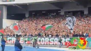Ambiance Virage Sud Derby MCA 2-2 usma 2016 فيراج سود في الداربي (Part 1)