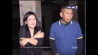 Terdengar Suara KUNTILANAK @ Mister Tukul Jalan Jalan 18 Januari 2014
