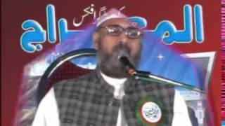 Allama Umar Faiz Qadri (shan e oliya karam) beautiful bayan