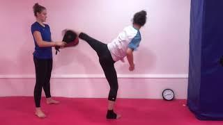 USA Taekwondo Training Camp 2018