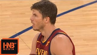 Kyle Korver Crazy Fourth Quarter / Cavaliers vs Knicks