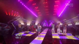 [HQ/Live] 090531 Younha - 123