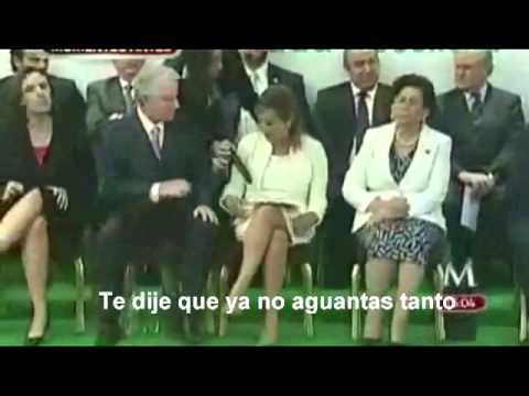 Josefina Vázquez Mota otra vez borracha