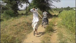 ખેતરમાં કેનાલના પાણી માટે થયો જોરદાર ડખો Gujarati Full Comedy Video