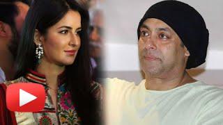 SHOCKING ! Salman Khan Not Invited To Katrina Kaif Birthday Bash