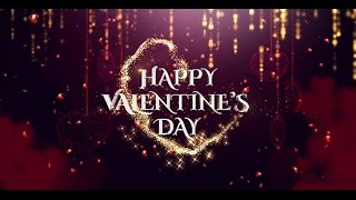 #Valentine's Day Greeting Card  - After Effects Template