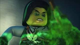 LEGO Ninjago Special - Day of The Departed Trailer - Legendado(PT-BR)