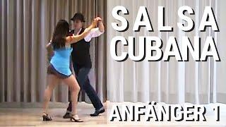 Salsa Cubana - Anfänger 1 - Zusammenfassung