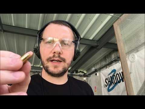 Xxx Mp4 CZ SP01 SHADOW Munitions Rechargées BA9 Ogives CAM PRO 124GR HP 25 MÈTRES 3gp Sex