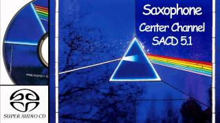 Us and Them (Saxophone Center Channel) Pink Floyd