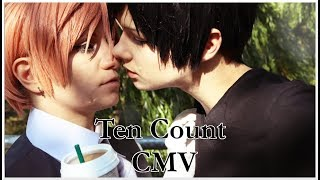 Ten Count CMV / Charlie Puth - Attention (Yaoi Cosplay)